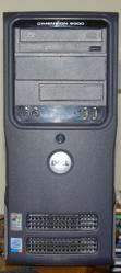 Dell Dimension 5000 _Windows XP,  Pentium 4 computer