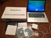 Apple Macbook Pro 13'' i5 4gb ram 500gb