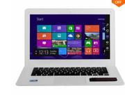 14 Inch A3 Laptop Intel Celeron J1800 2.4Ghz 2G DDR3 320G HDD