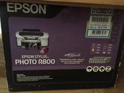EPSON PRINTER PHOTO R800