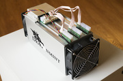 DragonMint Antminer 16Th/s w/ original PSU (whatsapp +18582527657)